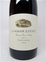 Lynmar Estate. Pinot Noir 2006 750ml