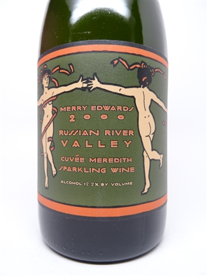 Meredith Edwards. Sparkling Cuvee 2000 750ml