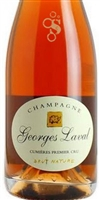 Laval, Georges. Cumieres Rose 1er Cru Brut Nature NV 1.5L