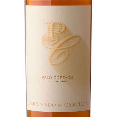 Fernando de Castilla. Antique Palo Cortado NV 750ml