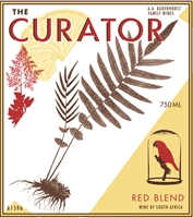 Badenhorst. 'Curator' Red Blend 750ml