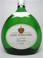 Wirsching, Hans. Silvaner Dry Iphofer 2015 750ml