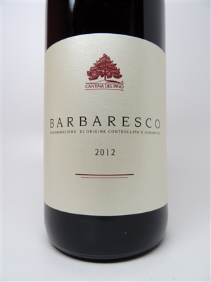 Cantina del Pino. Barbaresco 2012 750ml