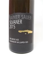 Sauer, Rainer. Silvaner 'Escherndorf Am Lumpen' 2015 750ml