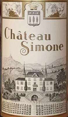 Chateau Simone. Palette Rouge 2012 750ml
