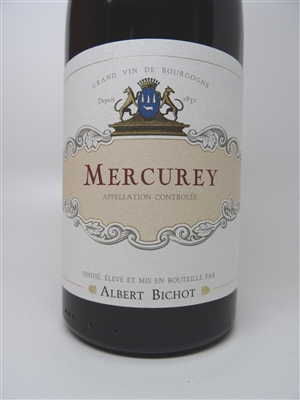 Bichot, Albert. Mercurey Rouge 2014 750ml