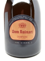 Dom Ruinart. Rose Brut 1998 1.5L No Discount