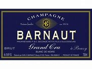 Barnaut, Edmond. Blanc de Noirs Grand Cru NV 750ml