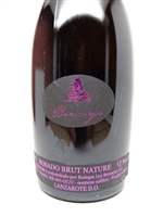 Bermejos. Lanzarote Rosado Brut Nature NV 750ml