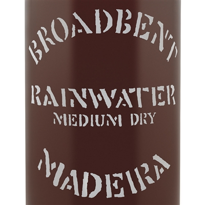 Broadbent. Madeira 'Rainwater' NV 750ml