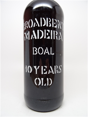 Broadbent. Madeira 'Boal' 10 year 750ml