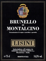 Lisini. Brunello di Montalcino 2015 750 ml
