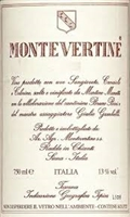 Montevertine. Rosso di Toscana 2017 750ml