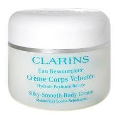 Clarins Eau Ressourcante Silky Smooth Body Cream 200ml/6.9oz