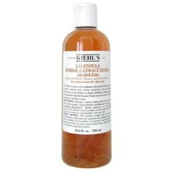 Kiehl's Calendula Herbal Extract Alcohol-Free Toner (Normal to Oil Skin) 500ml/16.9oz