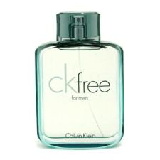 Calvin Klein CK Free Eau De Toilette Spray 100ml/3.4oz