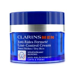 Clarins Men Line-Control Cream (Dry Skin) 50ml/1.7oz