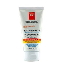 La Roche Posay Anthelios 60 Melt-In Sunscreen Milk (For Face Body) 150ml/5oz