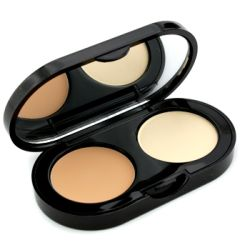 Bobbi Brown New Creamy Concealer Kit - Beige Creamy Concealer + Pale Yellow Sheer Finish Pressed Powder 3.1g/0.11oz