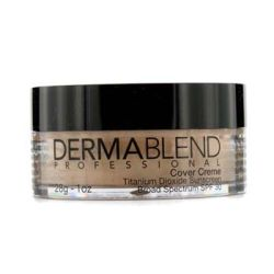 Dermablend Cover Creme Broad Spectrum SPF 30 (High Color Coverage) - Natural Beige 28g/1oz