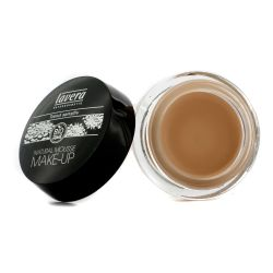 Lavera Natural Mousse Make Up Cream Foundation - # 03 Honey 15g/0.5oz