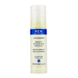 Ren Vita Mineral Omega 3 Optimum Skin Serum Oil (For Dry, Sensitive Mature Skin) 30ml/1.02oz