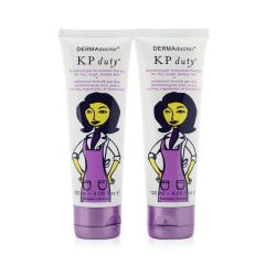 DERMAdoctor KP Double Duty Duo Pack - Dermatologist Moisturizing Therapy (For Dry Skin) 2x120ml/4oz