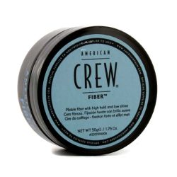 American Crew Men Fiber Pliable Fiber (High Hold and Low Shine) 50g/1.75oz