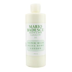 Mario Badescu Super Rich Olive Body Lotion 472ml/16oz