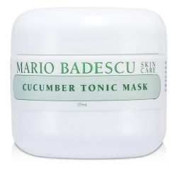 Mario Badescu Cucumber Tonic Mask  - For Combination/ Oily/ Sensitive Skin Types 59ml/2oz