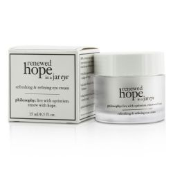 Philosophy Renewed Hope In a Jar Refreshing Refining Eye Cream 15ml/0.5oz