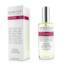Demeter Peony Cologne Spray 120ml/4oz