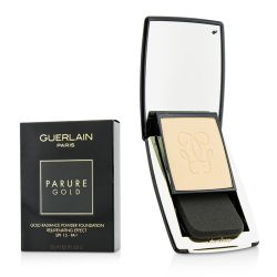 Guerlain Parure Gold Rejuvenating Gold Radiance Powder Foundation SPF 15 - # 02 Beige Clair 10g/0.35oz