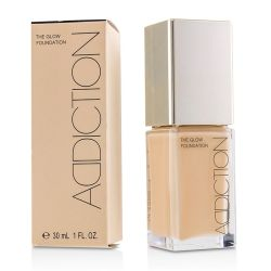 ADDICTION The Glow Foundation SPF 20 - # 007 (Honey Beige) 30ml/1oz