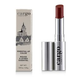 Cargo Essential Lip Color - # Paris (Deep Red) 2.8g/0.01oz