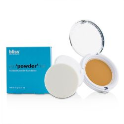 Bliss Em'powder' Me Buildable Powder Foundation - # Bronze 9g/0.31oz