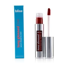 Bliss Long Glossed Love Serum Infused Lip Stain - # Red Hot Mama 3.8ml/0.12oz