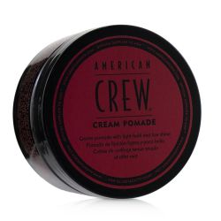 American Crew Men Cream Pomade (Light Hold and Low Shine) 85g/3oz