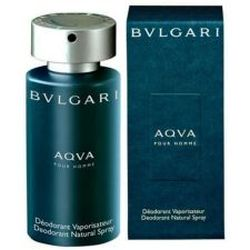 Bvlgari Aqva men 3.4 oz Deodorant Natural