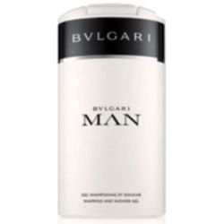 Bvlgari Man Shampoo and Shower Gel 6.8 oz