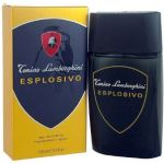 Lamborghini Exposivo for men 3.4 oz Eau De Toilette EDT Spray