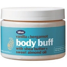 Bliss Vanilla + Bergamot Body Buff 12 oz