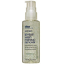 Bliss Lid + Lash Makeup Remover 3.7 oz / 110 ml