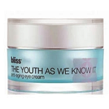 Bliss The Youth As We Know It Anti-Aging Eye Cream 0.05 oz