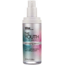 Bliss The Youth As We Know It Anti-Aging Serum 1 oz