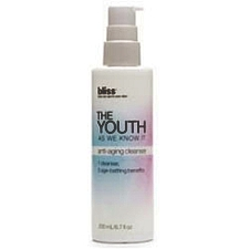 Bliss The Youth As We Know It Anti-Aging Cleanser 6.7 oz