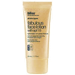 Bliss Fabulous Face Lotion SPF 15 1.7 oz