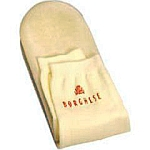 Borghese Spa Socks Revitalizing Foot Care 1 Pair of Socks