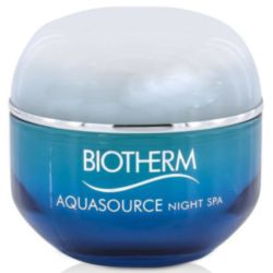Biotherm Aquasource Night Spa 50 ml /  1.69 oz All skin types