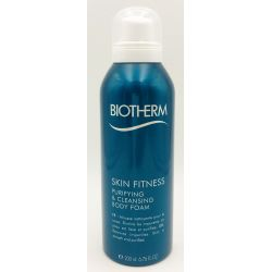 Biotherm Skin Fitness Purifying & Cleansing Body Foam at CosmeticAmerica